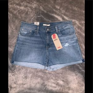 Levi's jean shorts / Brand New With Tags